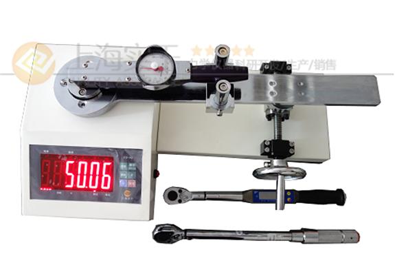实干1000N.m扭力扳手测试仪,100-1000N.m扭力矩扳手检定仪汽车专