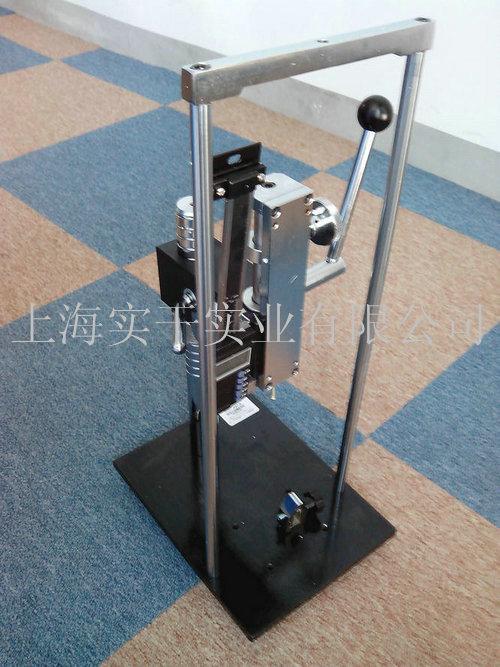 手压式拉压测试台图片