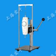 带有数显标尺手压式拉压测试台